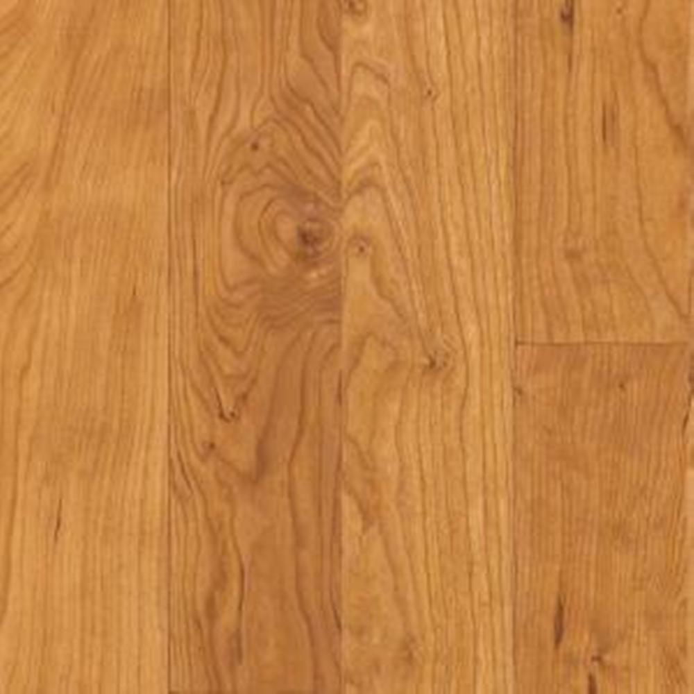 Shaw Native Collection II Natural Cherry Laminate Flooring - 5 in. x 7 in. Take Home Sample