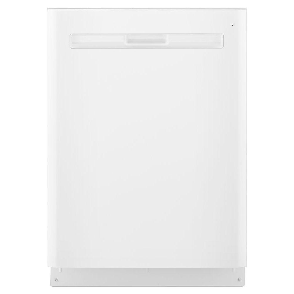 Maytag 24 in. Top Control Built-in Tall Tub Dishwasher in...