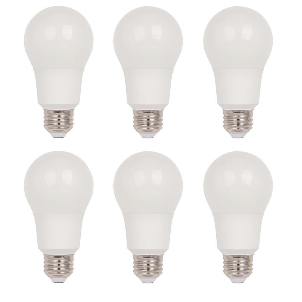 Westinghouse 40w Equivalent Bright White Omni A19 Led: Westinghouse 75-Watt Equivalent Omni A19 Dimmable LED