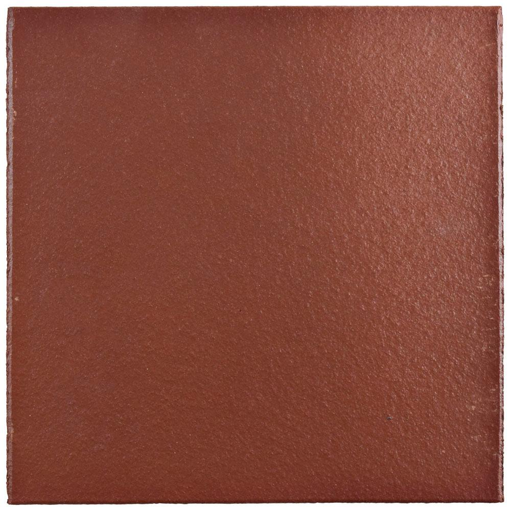 Merola tile klinker flame red 5 78 in x 5 78 in ceramic floor merola tile klinker flame red 5 78 in x 5 7 dailygadgetfo Image collections