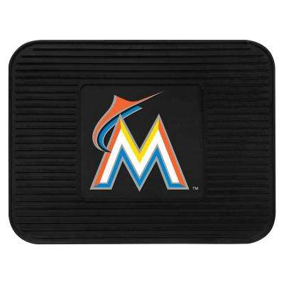 Miami Marlins 14 in. x 17 in. Utility Mat