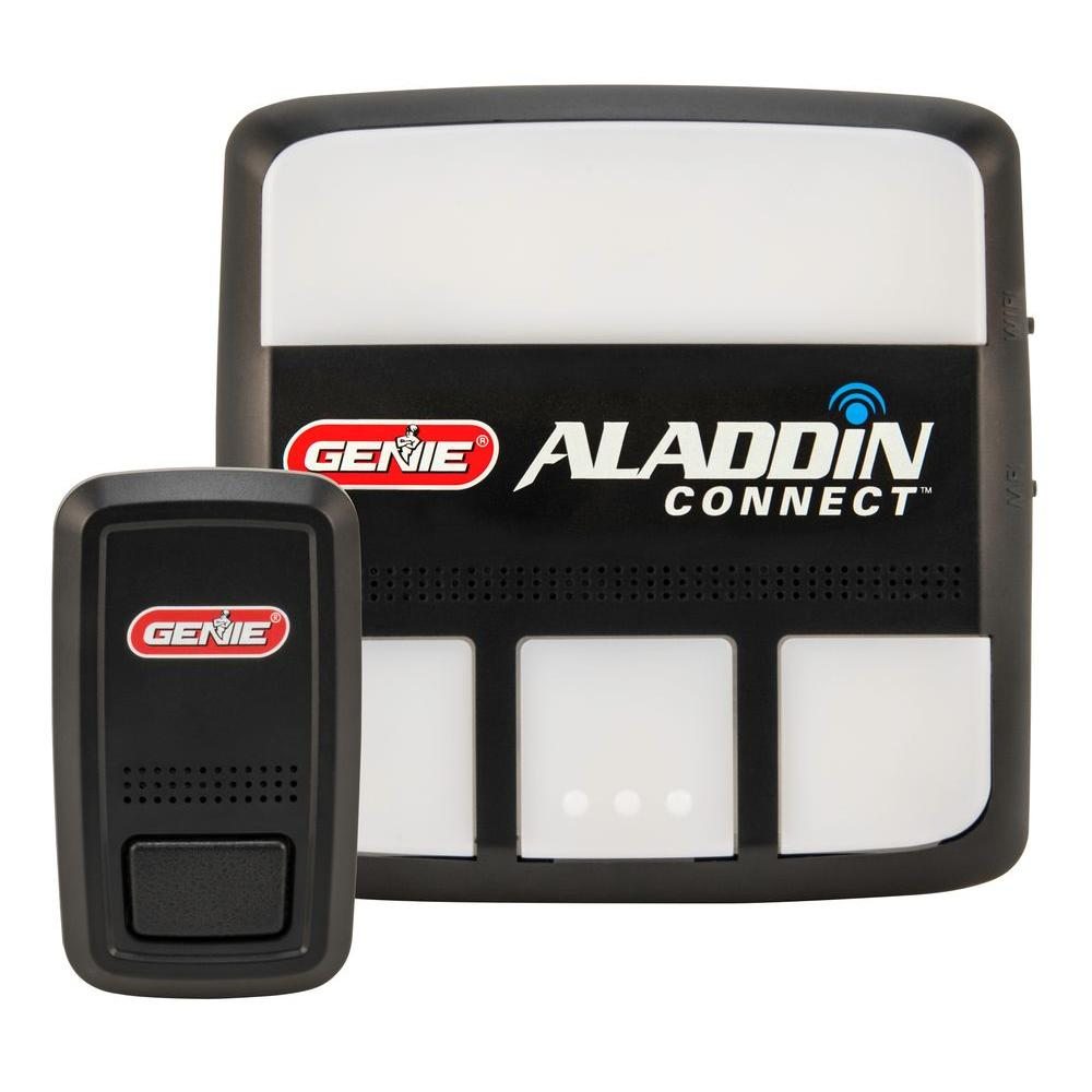p r door garage genie aldps sensor wifi keypads the aladdin position opener home connect depot remotes
