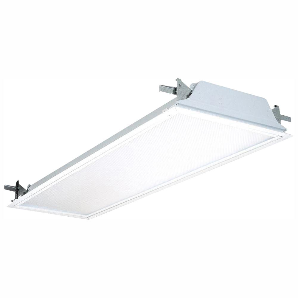 Superb Lithonia Lighting Sp8 F 2 32 A12 120 Gesb 2 Light White Flanged Fluorescent Troffer Download Free Architecture Designs Scobabritishbridgeorg