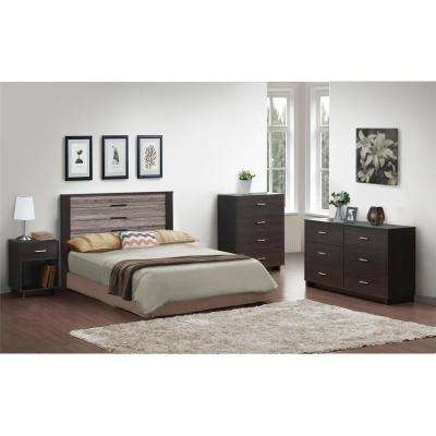 Colebrook 6-Drawer Espresso Dresser