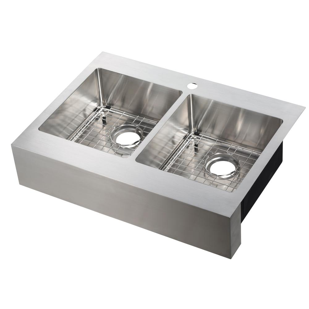 Dual Mount Stainless Steel