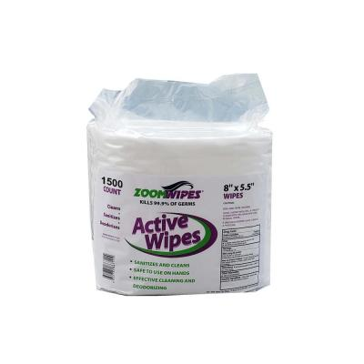 1500-Count Active Disinfecting Wipes