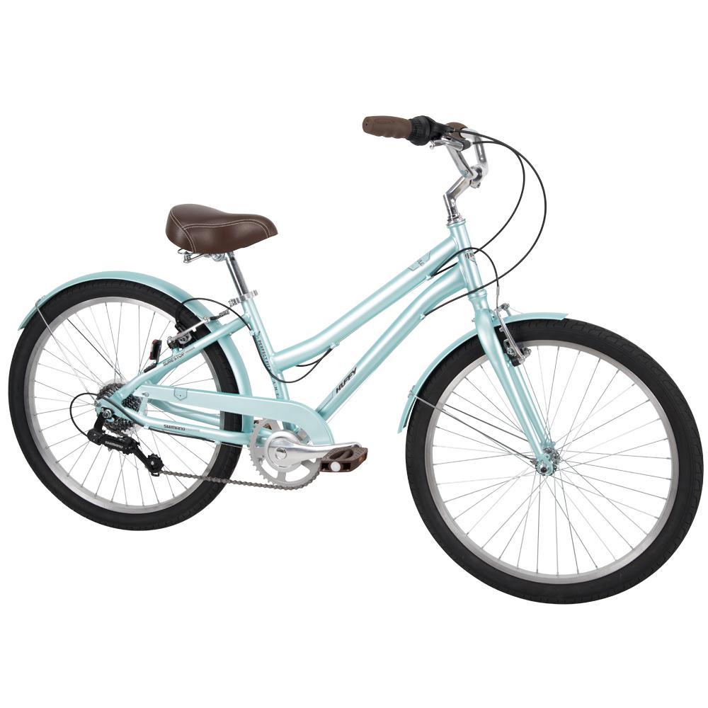 Huffy 00282GP Brown Vinyl Lock-On Bicycle Handle Grips