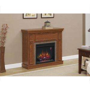 Home Decorators Collection Granville 43 inch Convertible Media Console Electric Fireplace... by Home Decorators Collection