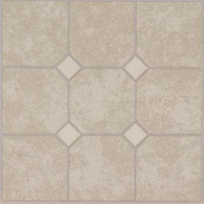 Rockport Marble Sand 12 In X Residential L And Stick Vinyl Tile