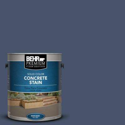 1 gal. #PFC-60 Deep Galaxy Solid Color Concrete Stain