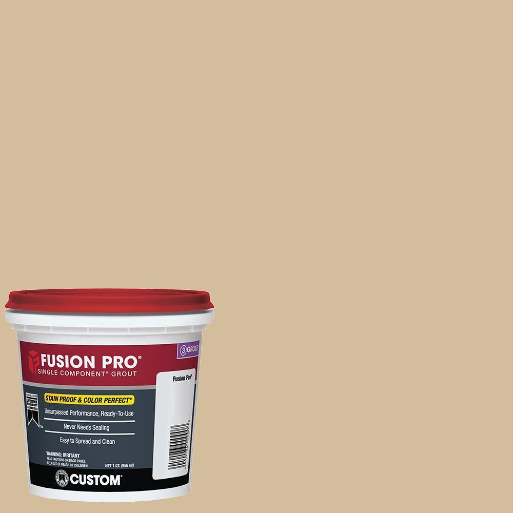 Fusion Pro #122 Linen 1 Qt. Single Component Grout