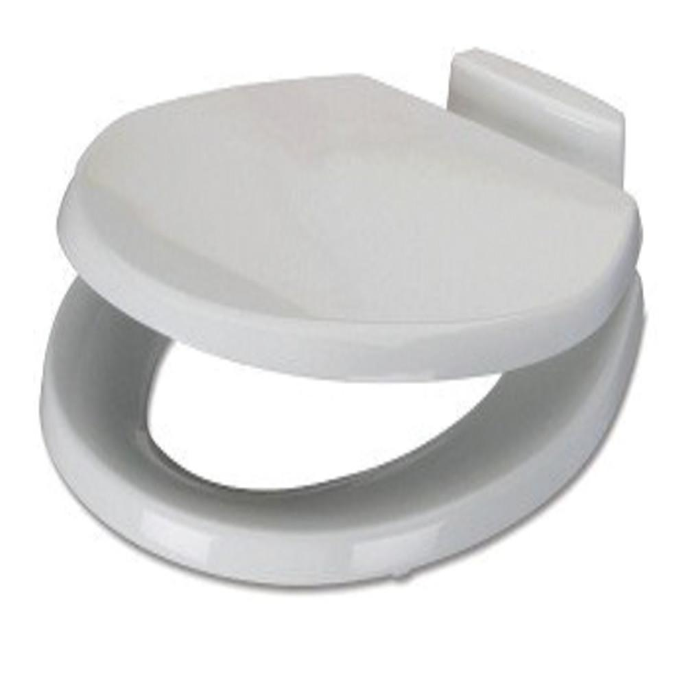 Dometic Seat and Lid for 310 Series Toilet in White