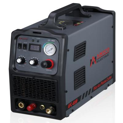 40 Amp Non-Touch Pilot Arc Plasma Cutter, 3/4 in. Clean Cut, 80% Duty Cycle 90-Volt to 300-Volt Wide Voltage