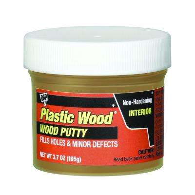 Plastic Wood 3.7 oz. Natural Pine Wood Putty (6-Pack)
