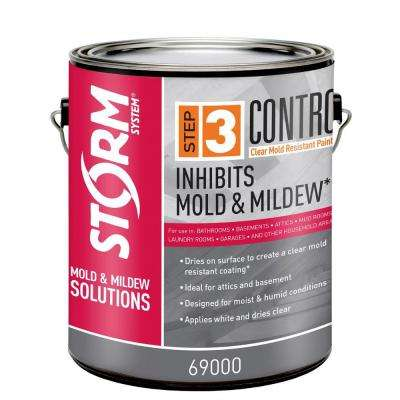 Step 3 Control 1 gal. Clear Mold and Mildew Resistant Paint
