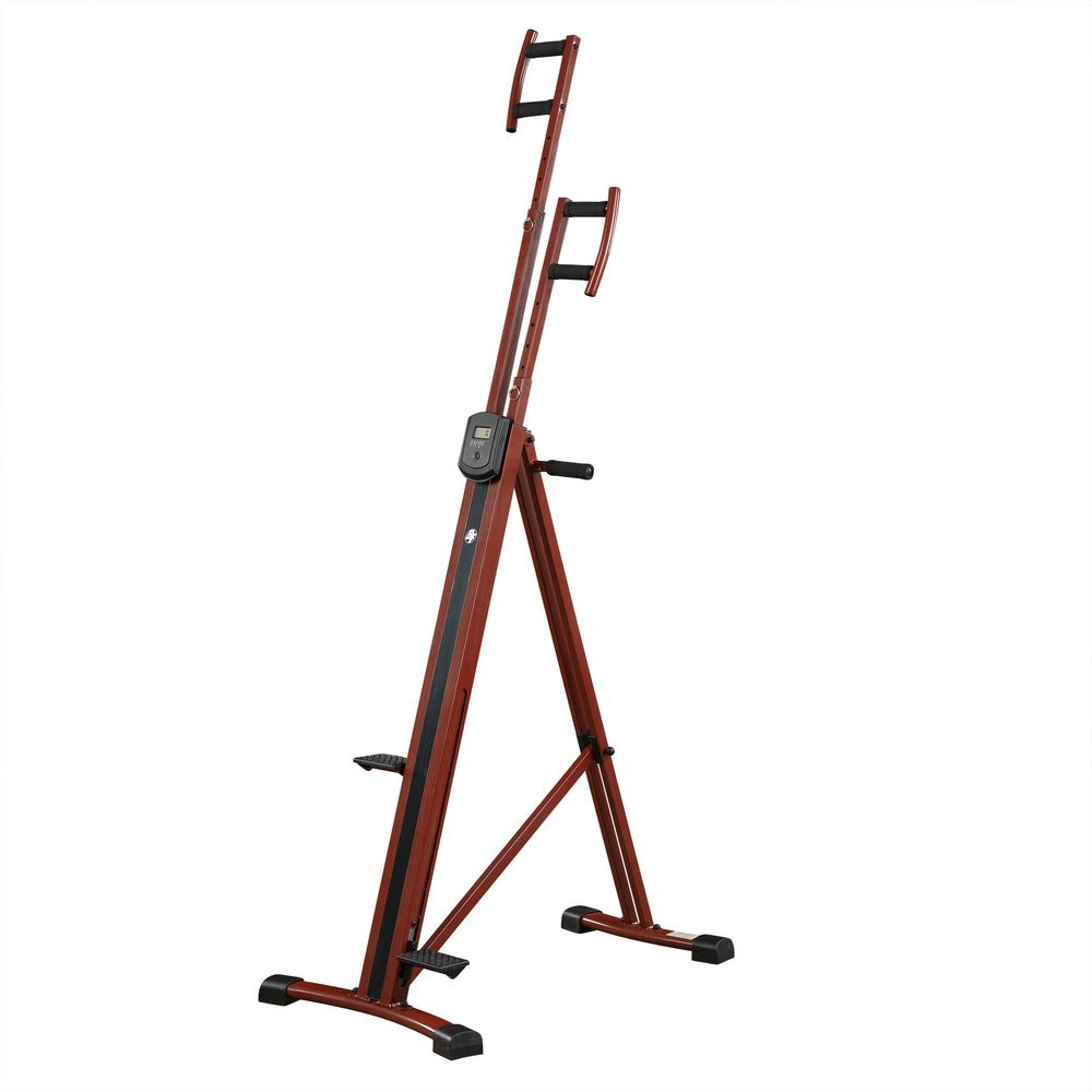 Best Fitness Mountain Climber - Red