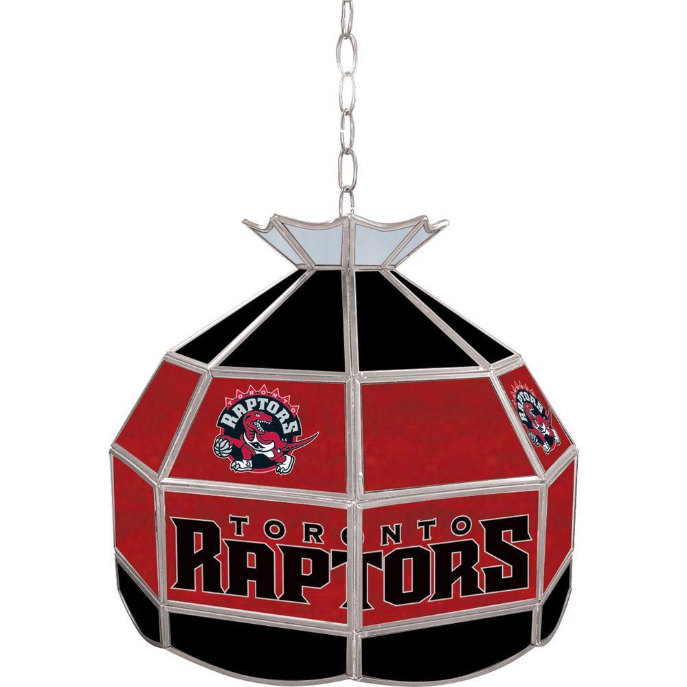 Trademark Toronto Raptors Nba 16 In Nickel Hanging