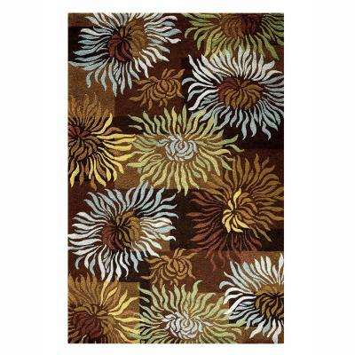 Dazzle Black 9 ft. x 12 ft. Area Rug