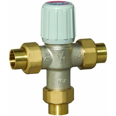Water Heater Thermostatic Mixing Valve