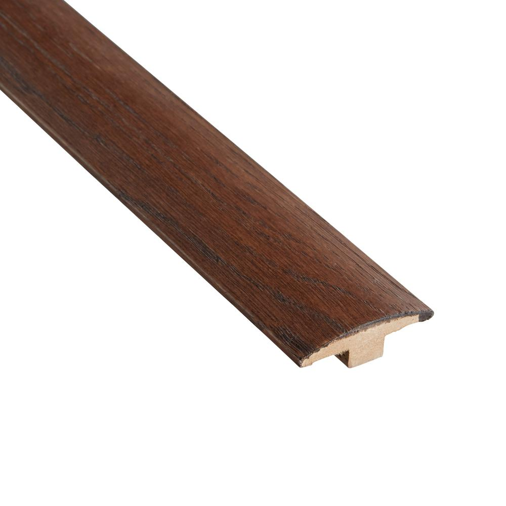 Distressed Archwood Hickory 3/8 in. Thick x 2 in. Wide x
