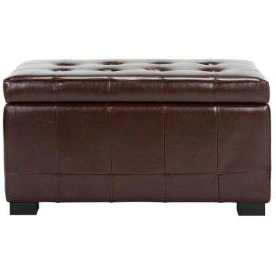 Angelina Cordavan Storage Bench