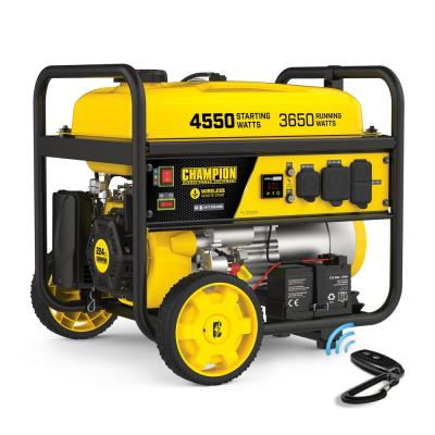 Champion Power Equipment Portable Generators Generators The Home Depot