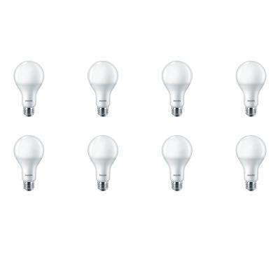 75-Watt Equivalent A21 Dimmable with Warm Glow Dimming Effect Energy Saving LED Light Bulb Soft White (2700K) (8-Pack)