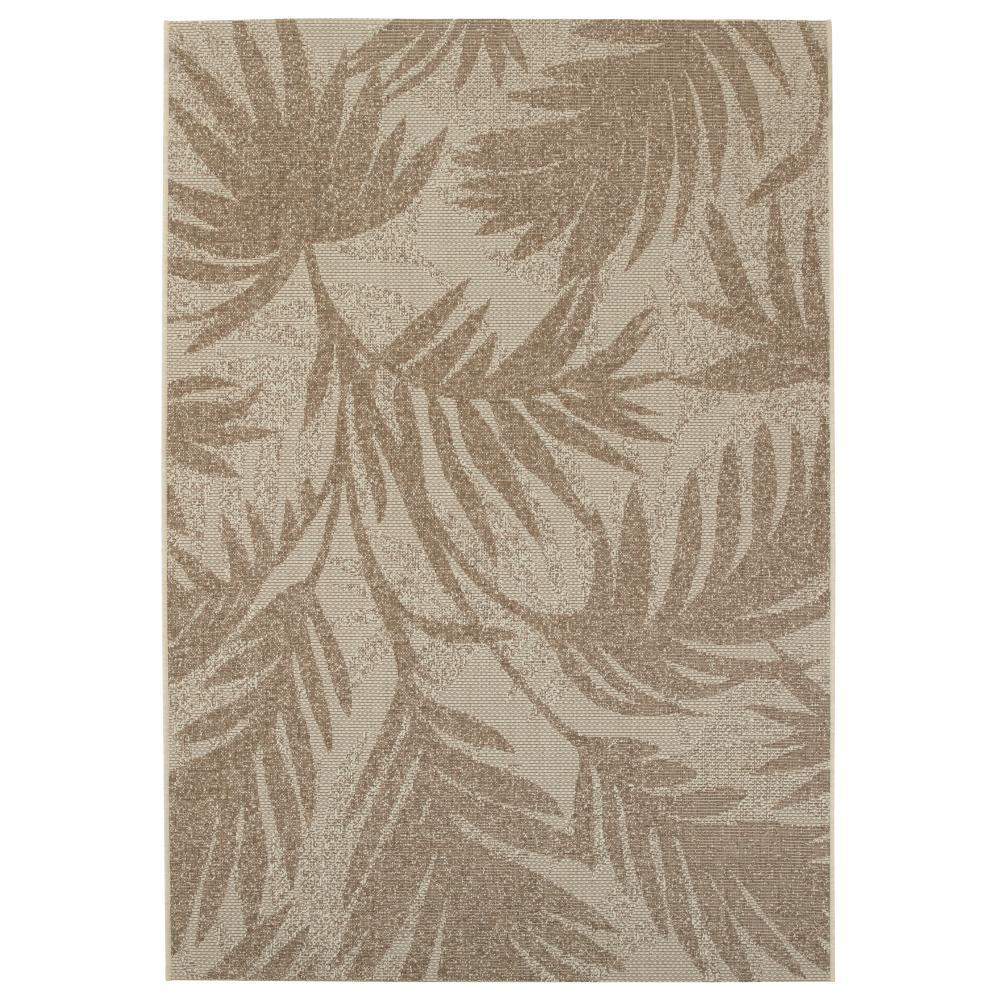 Home decorators collection seafarer sand 2 ft x 3 ft 7 for Home decorators indoor outdoor rugs