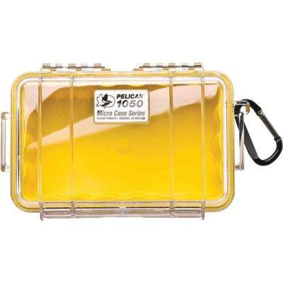 5 in. Micro Tool Case in Yellow