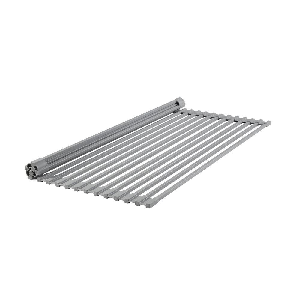 20 in. Kitchen Sink Grid in Grey