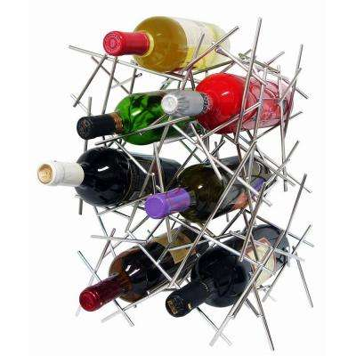 Abstract Wine Rack