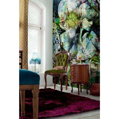 100 in. x 72 in. Aphrodites Garden Wall Mural