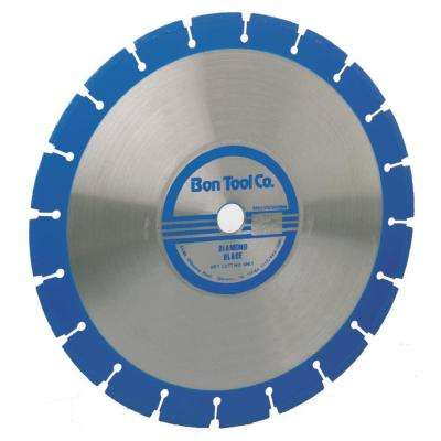 14 in. Type 1 Wet Use Diamond Blade with 1 in. Arbor