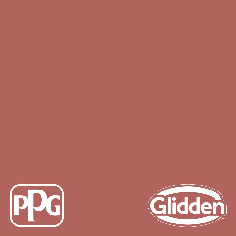 Glidden Premium 1 Gal Sienna Red Ppg1057 6 Satin Exterior Latex Paint Ppg1057 6px 1sa The Home Depot Toyota sienna colors by year. the home depot