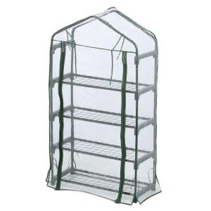 Bond Manufacturing 4 ft. 1 inch x 2 ft. 2 inch x 1 ft. Greenhouse by Greenhouse Supplies