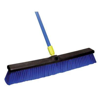 Bulldozer 24 in. Rough Surface Pushbroom (Case of 4)