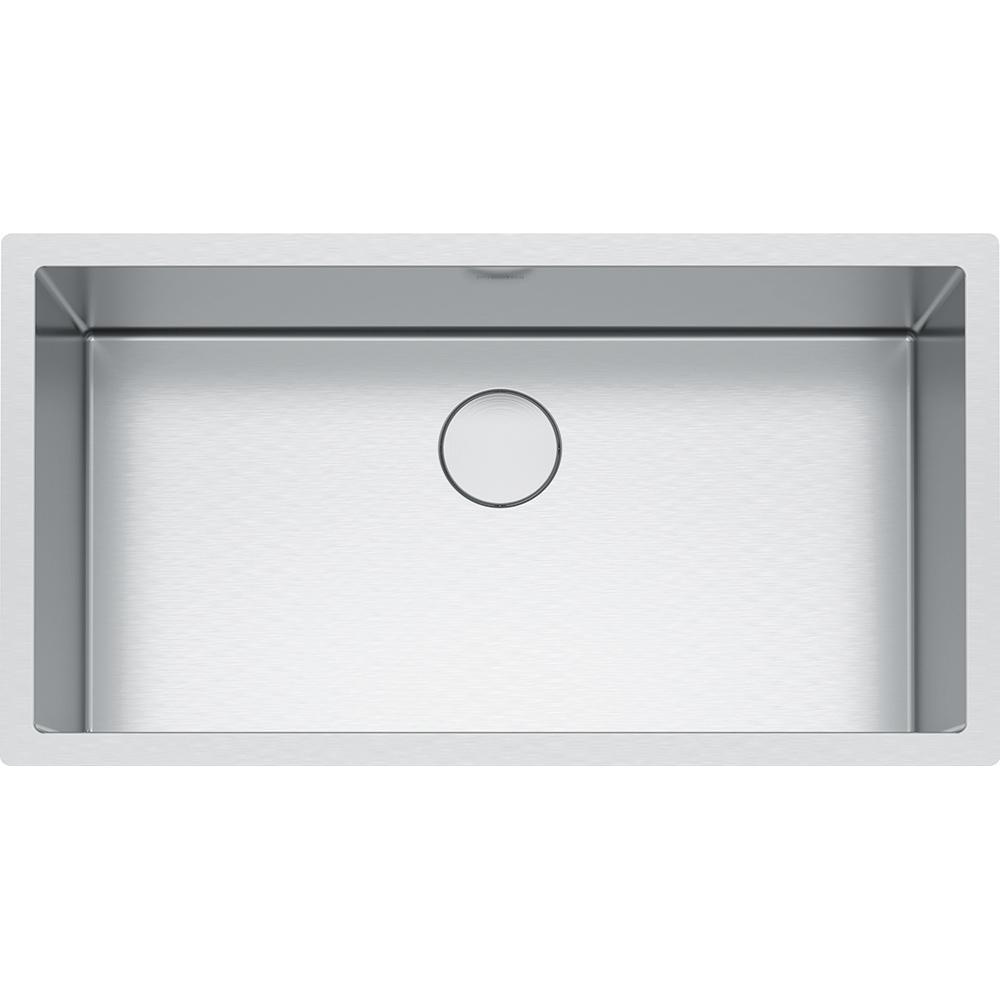 Kitchen Sink 19 X 33: Franke Professional Undermount Stainless Steel 35.4375 In