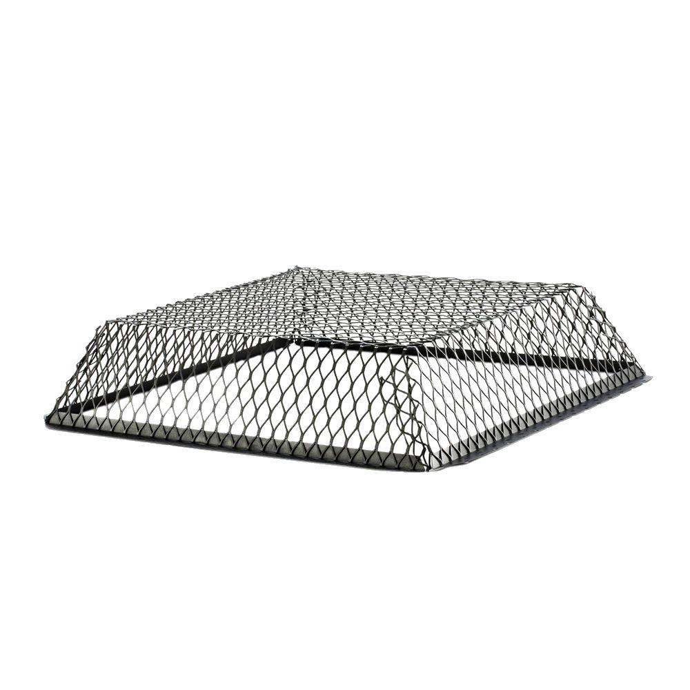 VentGuard 25 in. x 25 in. x 6 in. Roof Wildlife