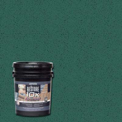 4 gal. 10X Advanced Forest Deck and Concrete Resurfacer