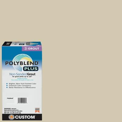 Polyblend Plus #382 Bone 10 lb. Non-Sanded Grout