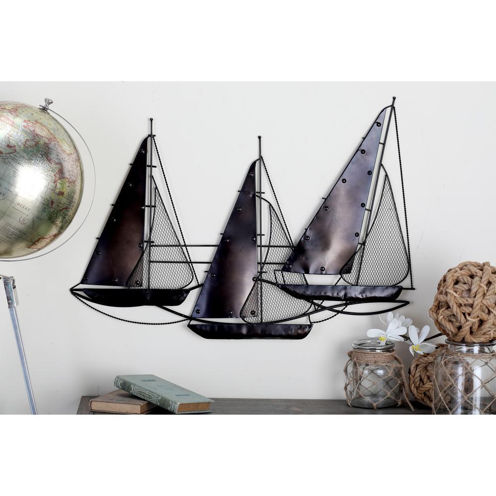 Super Sail Boat Wall Decor - Home Decorating Ideas NO86