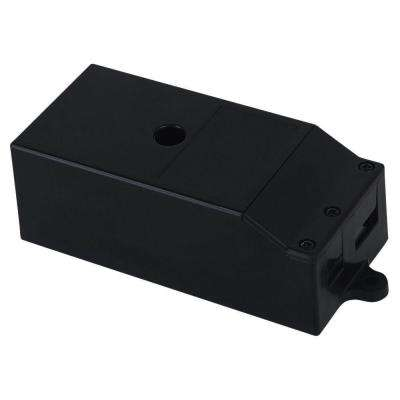 12-Volt 60 to 150-Watt Black Hardwired Transformer