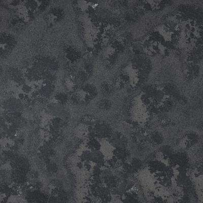 3 in. x 3 in. Granite Countertop Sample in Mystic Grey Satin