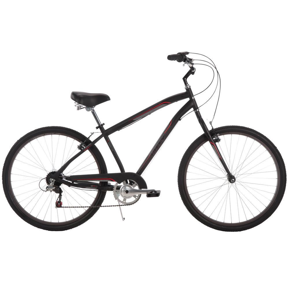 Huffy Parkside 27.5 in. Men's City Bike, Multi