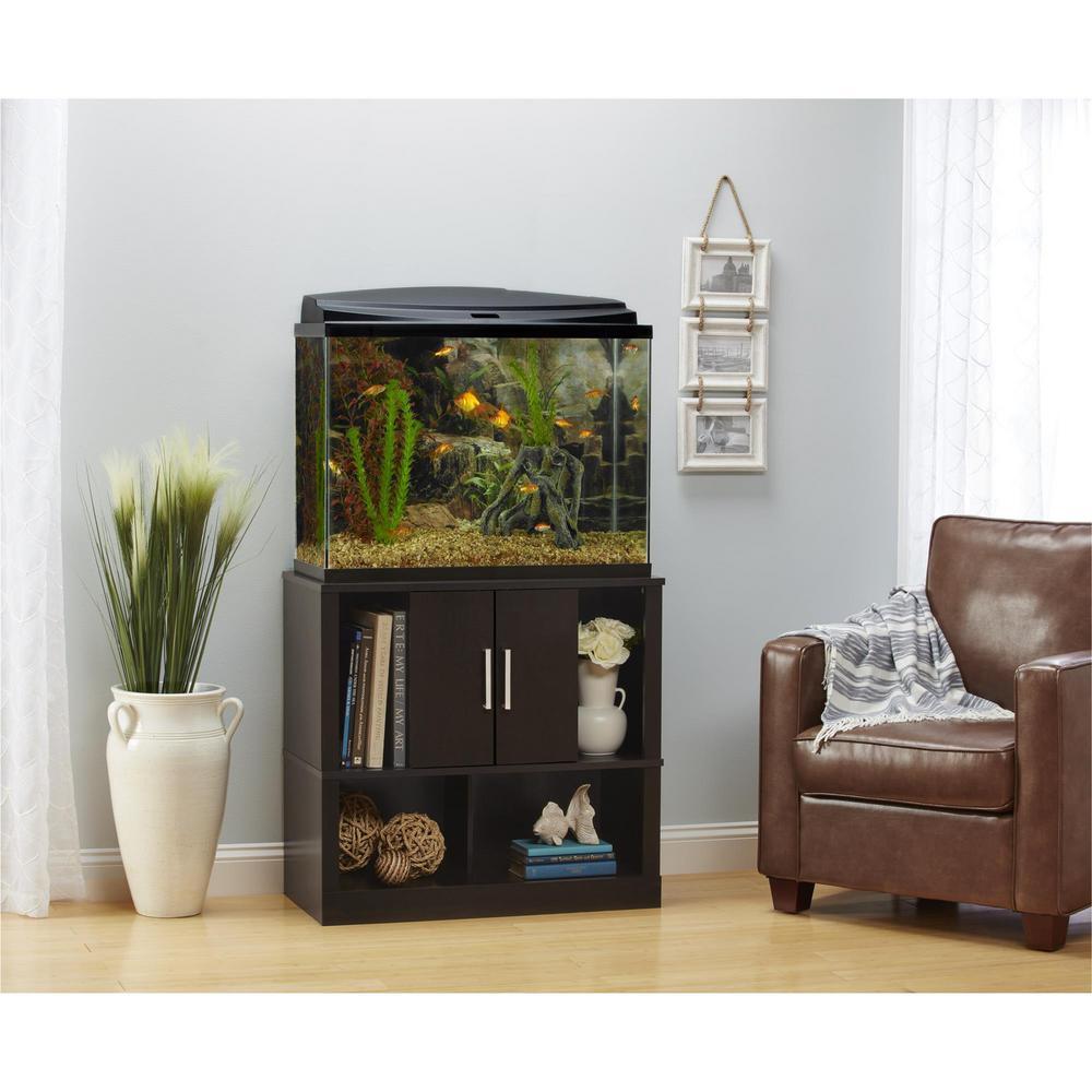 Altra Furniture Laguna Dark Brown Storage Furniture