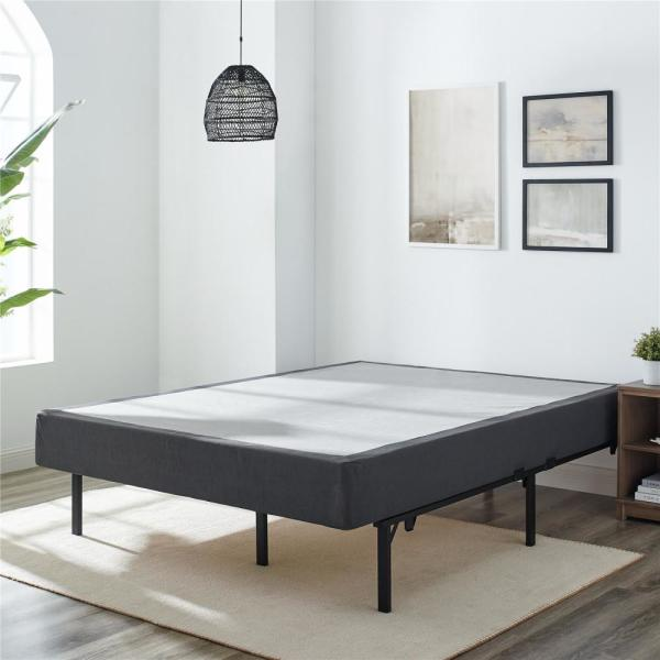 Sleep Options Quick Assembly Wood, Bed Springs Queen Size