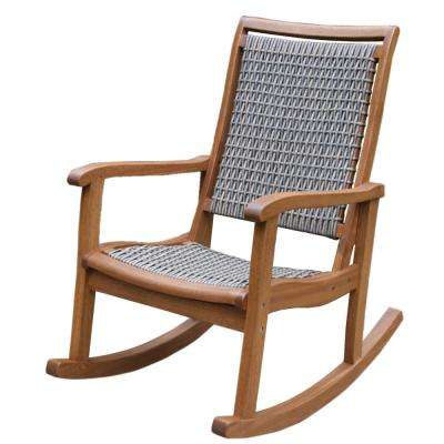 Wood Weather Resistant Rocking Chairs Patio Chairs The Home