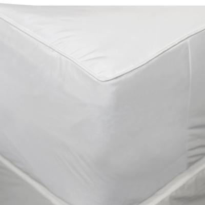 18 in. Queen Polyester Mattress Pad