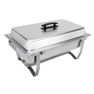 Foldable Frame Buffet Chafer Set (8-Pack)