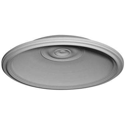 36-5/8 in. Traditional Recessed Mount Ceiling Dome